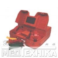 Кардіодефібрилятор - монітор портативний з універсальним живленням ДКІ-Н-15Ст БІФАЗІК +