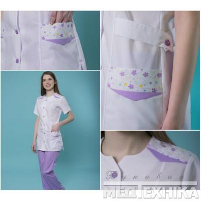 Жіночий медичний костюм  ВІРА нова Акція