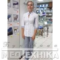 """Костюм жіночий медичний """"ЛОТОС"""" Розпродаж"""