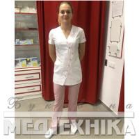 Костюм медичний жіночий АСИМЕТРІЯ Розпродаж