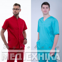 Медичні чоловічі костюми