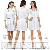 Медичні халати жіночі