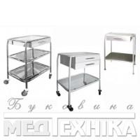 Столи медичні