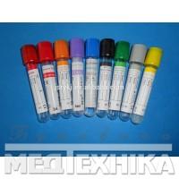Вакуумні пробірки для крові