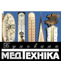 Кімнатні термометри з дерева