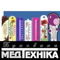 Кімнатні термометри з пластмаси
