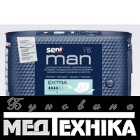 Урологічні прокладки для  чоловіків Seni Man Extra